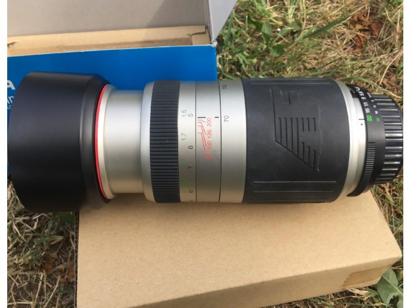 Nikon objektiv Cosina 70-300/f4.5.5.6 AF