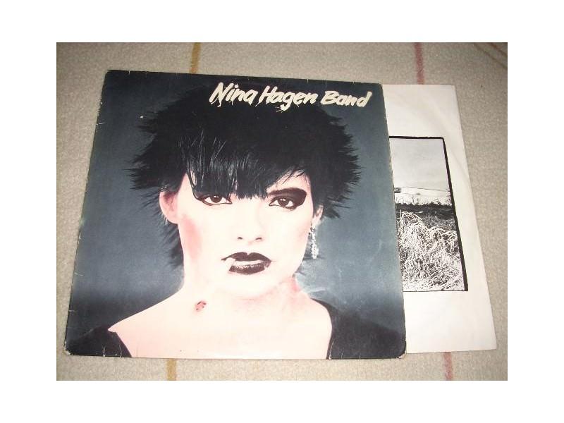 Nina Hagen Band - Nina Hagen Band LP