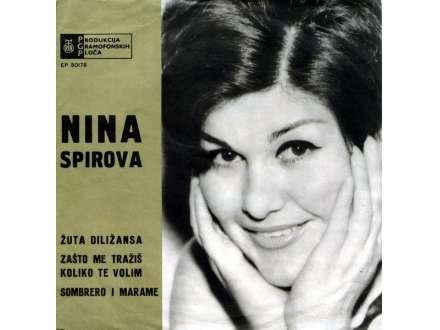 Nina Spirova - Žuta Diližansa