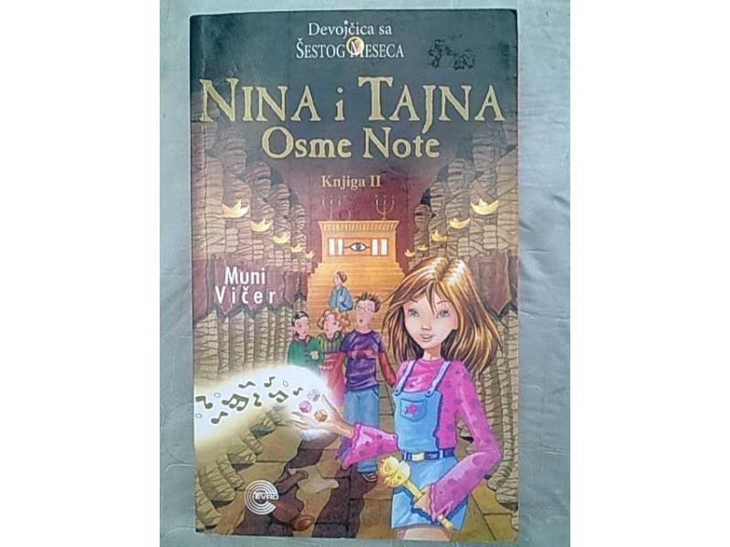Nina i Tajna Osme Note-Muni Vicer