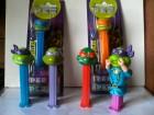 Nindza Kornjace (Ninja Turtles) - 6 PEZ figura