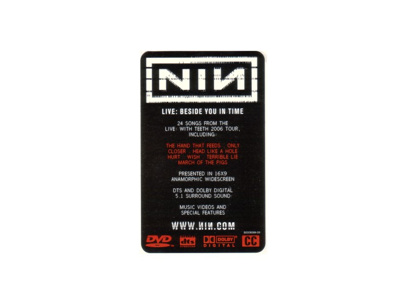 Nine Inch Nails - Live: Beside You In Time