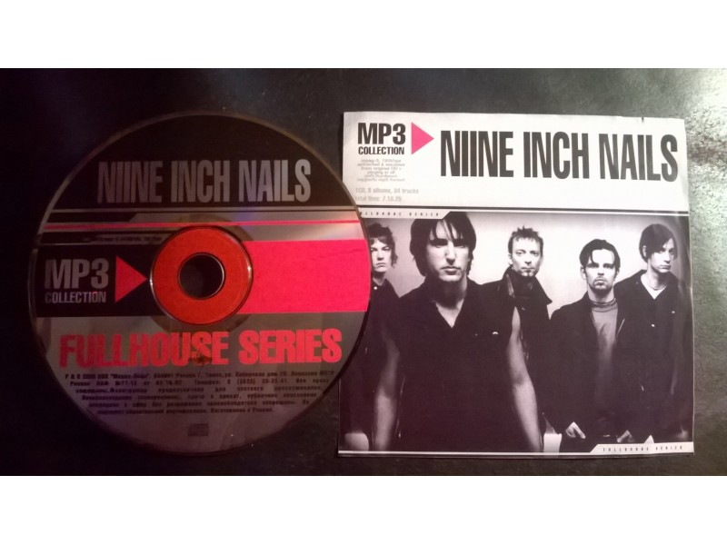 Nine Inch Nails - Mp3 collection