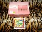 Nintendo 3DS Konzola Pink + Yoshis New Island