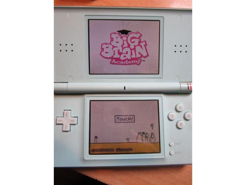 Nintendo DS / DS Lite kertridž - `Big Brain Academy`