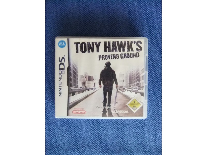 Nintendo DS igra Tony Hawk`s Proving Ground FULL+GARANC