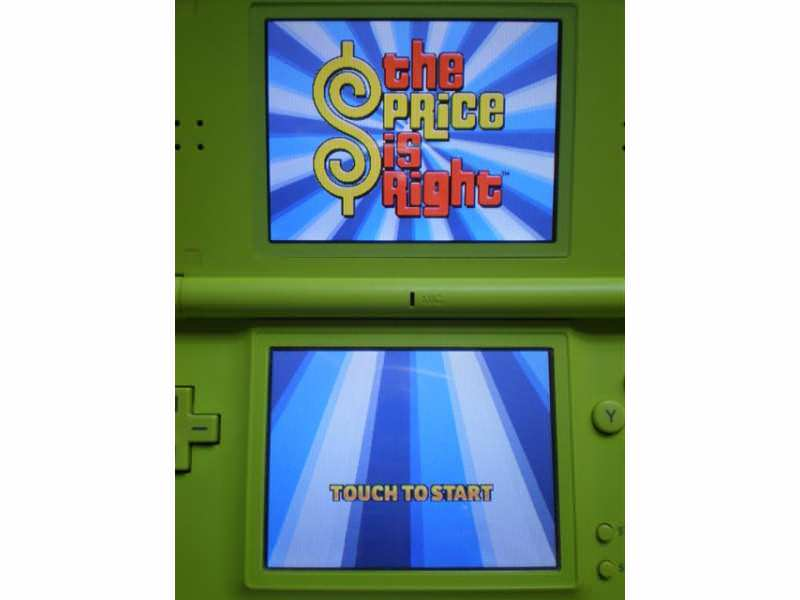 Nintendo DS igrica - `The Price Is Right`,