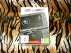 Nintendo New 3DSXL Konzola Metalic Black + 3 Igre