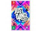 Nintendo Switch Igra Just Dance 2017 (za par dana)