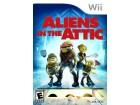 Nintendo Wii igra: Aliens In The Attic
