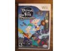 Nintendo Wii igra - Phineas ana Ferb (Made in USA !)