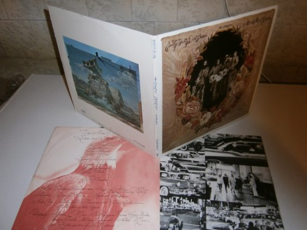 Nitty Gritty Dirt Band ‎2 LP + POSTER MINT