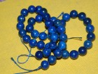 Niza od lapis lazuli  Dimenzija perli 8 mm