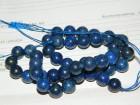Niza od lapis lazulija 0,8 cm