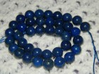 Niza od lapis lazulija 1 cm