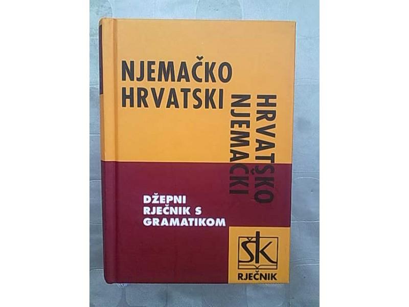 Njemacko-Hrvatski/Hrvatsko-Njemacki-I.Medic,Irena Medic
