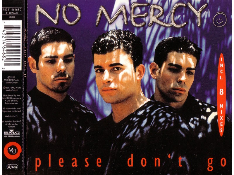 No Mercy - Please Don`t Go