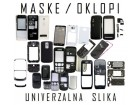 Nokia 3500 Classic - OKLOP / KUCISTE crna ®
