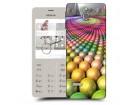 Nokia 515 - SILIKONSKA MASKA DURABLE PRINT FH0039 ®