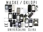 Nokia 5200 - OKLOP / KUCISTE crna ®