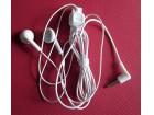 Nokia HS-125 bele slušalice džek 3.5mm