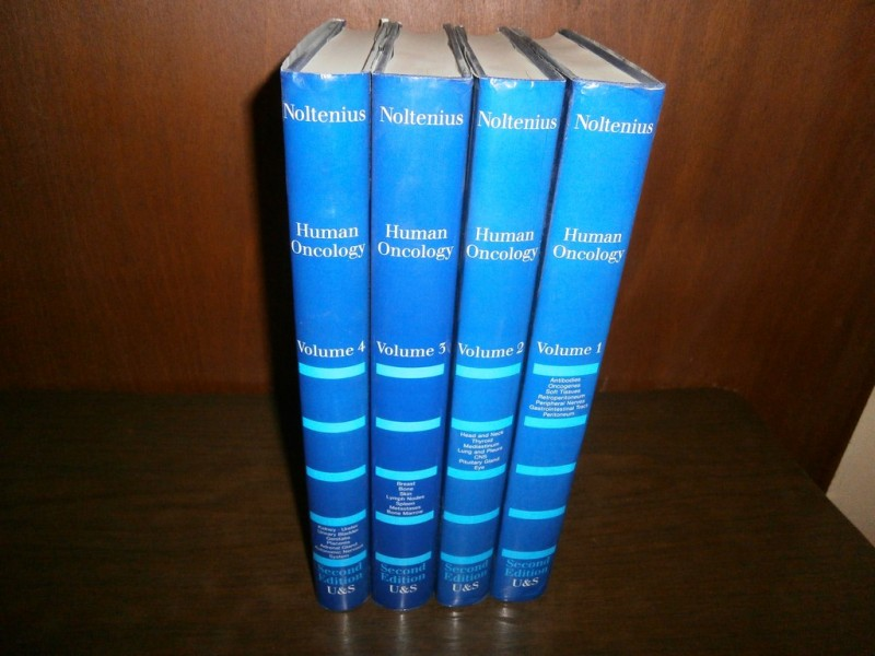 Noltenius - Human Oncology 1-4
