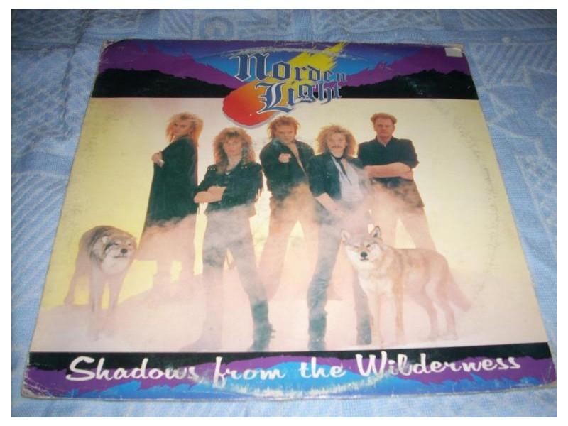 Norden Light-Shadows From The Wilderness LP