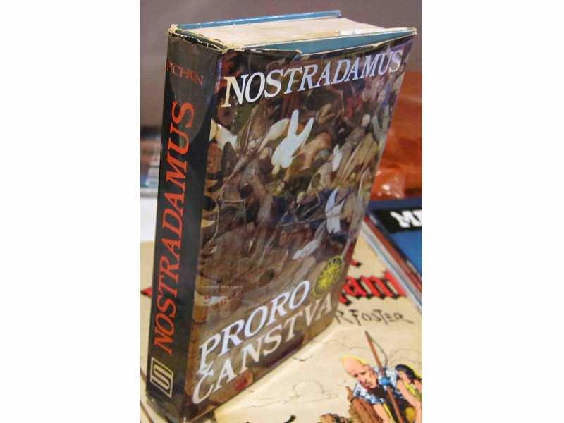 Nostradamus  - Proročanstva