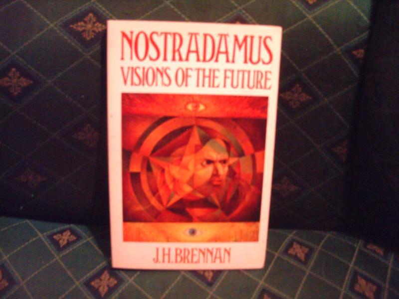 Nostradamus na engleskom