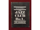 Nototeka Jazz club br.1 - 100 standarda