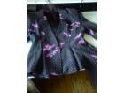 Nov ukrojen, kostim i uska suknja,pamuk i viskoza