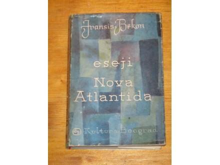 Nova Atlantida - Fransis Bekon