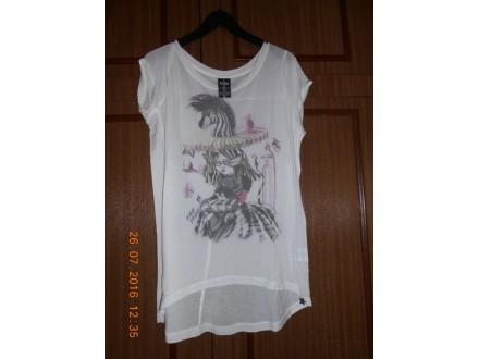 Nova bela majica-Rang premijum, M veličina