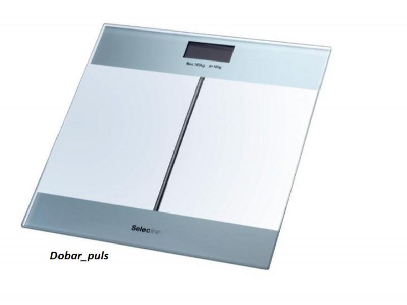 Nova digitalna vaga. Meri od 100 gr do 180 kg. Akcija.