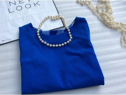 Nova plava haljina NOVA KOLEKCIJA nova sa etiketom