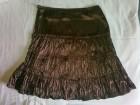 Nova suknja u braon boji