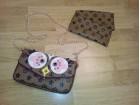 Nova torbica i novcanik po uzoru na Louis Vuitton