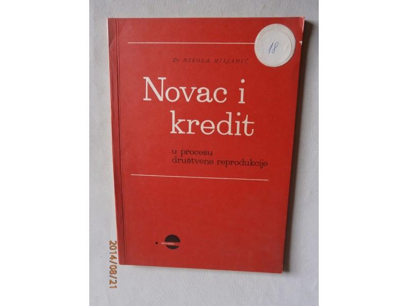 Novac i kredit, Nikola Miljanić