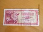 Novčanica 100 dinara - SFRJ - 1978.