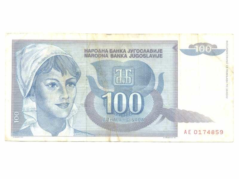 Novčanica 100