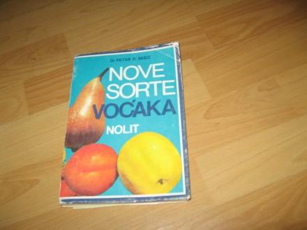 Nove sorte vocaka - Petar Misic