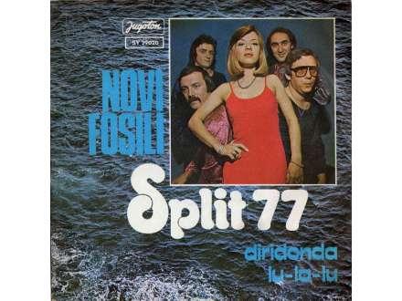 Novi Fosili - Split 77