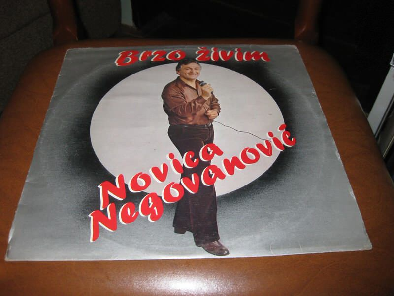 Novica Negovanović - Brzo Živim