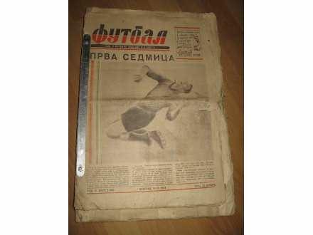 Novine Fudbal