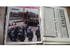 Novine iz vremena kad je umro Josip Broz Tito