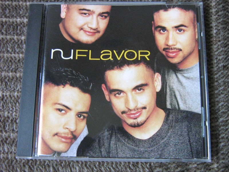 Nu Flavor - Nu Flavor