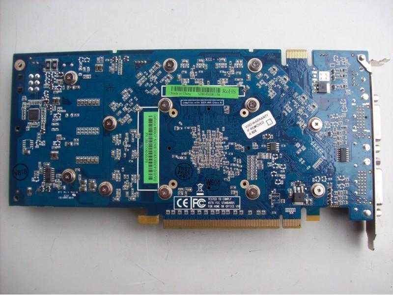 Nvidia GeForce 8800 GT pci-e  512 mb - ddr3