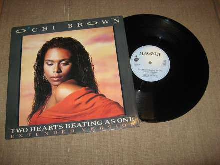 O`Chi Brown - Two Hearts Beating As One