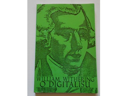 O DIGITALISU - WILLIAM WITHERING iz 1966 (NOVO)