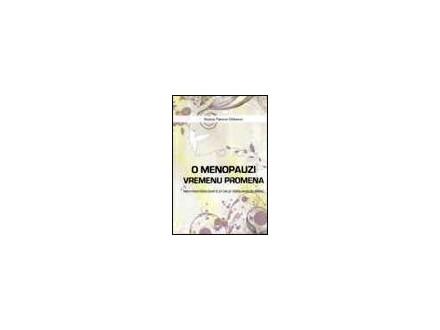 O menopauzi vremenu promena+CD, B. F. Milićević, novo